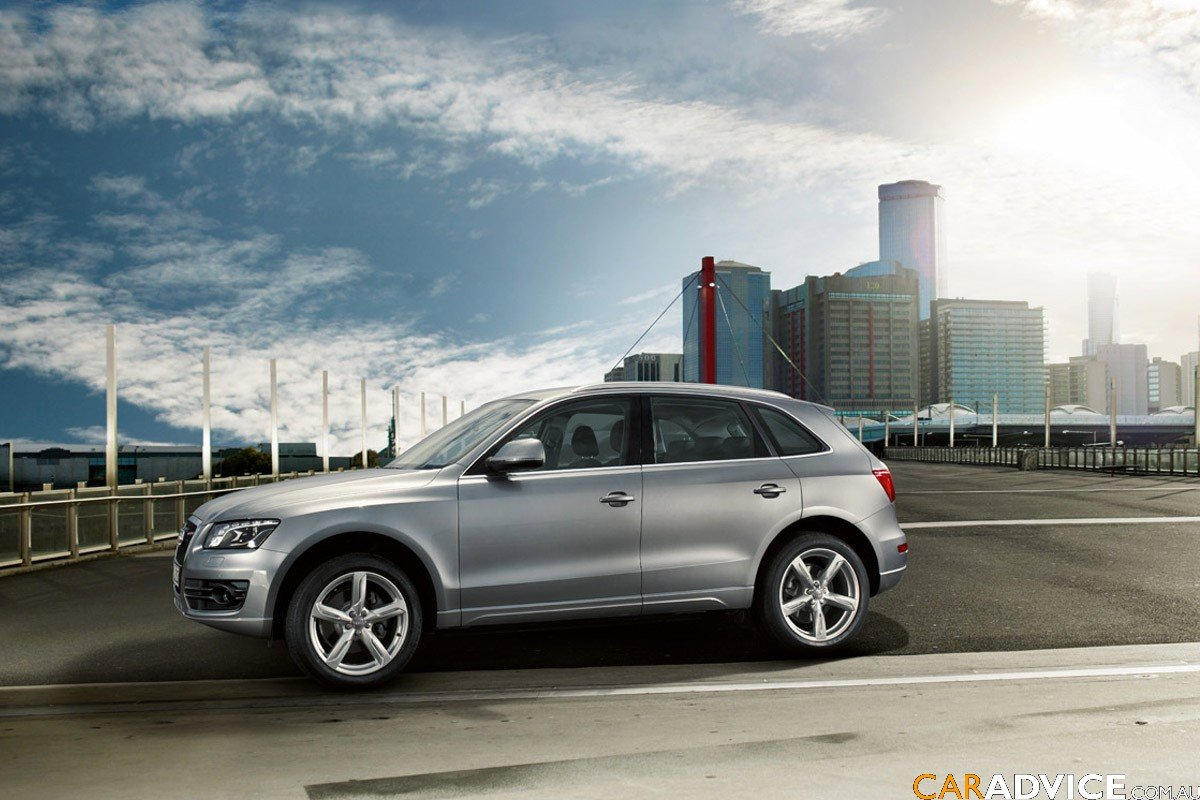 Mercedes Suv Models >> 2008 Audi Q5 Compact SUV - Photos