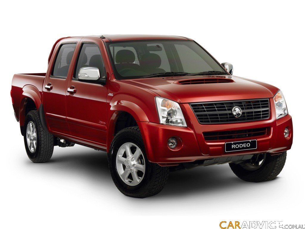 2008 Holden Colorado (Rodeo) - photos | CarAdvice