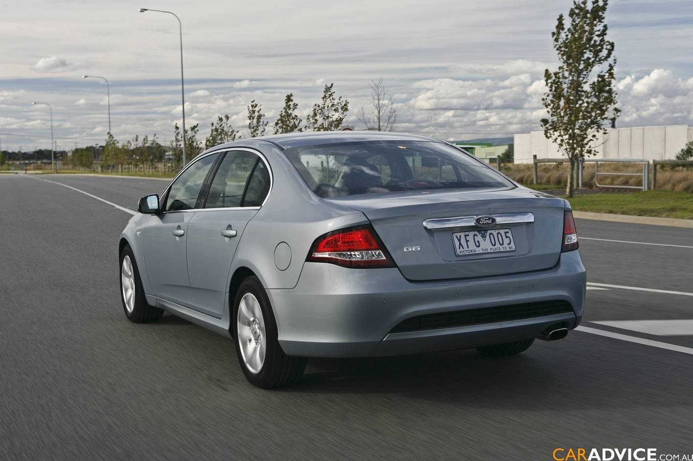 2008 Ford Fg Falcon G6 Specifications Photos Caradvice