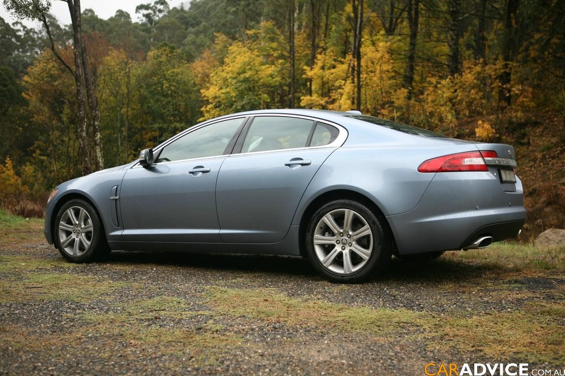 2009 Jaguar Xf Review Photos Caradvice