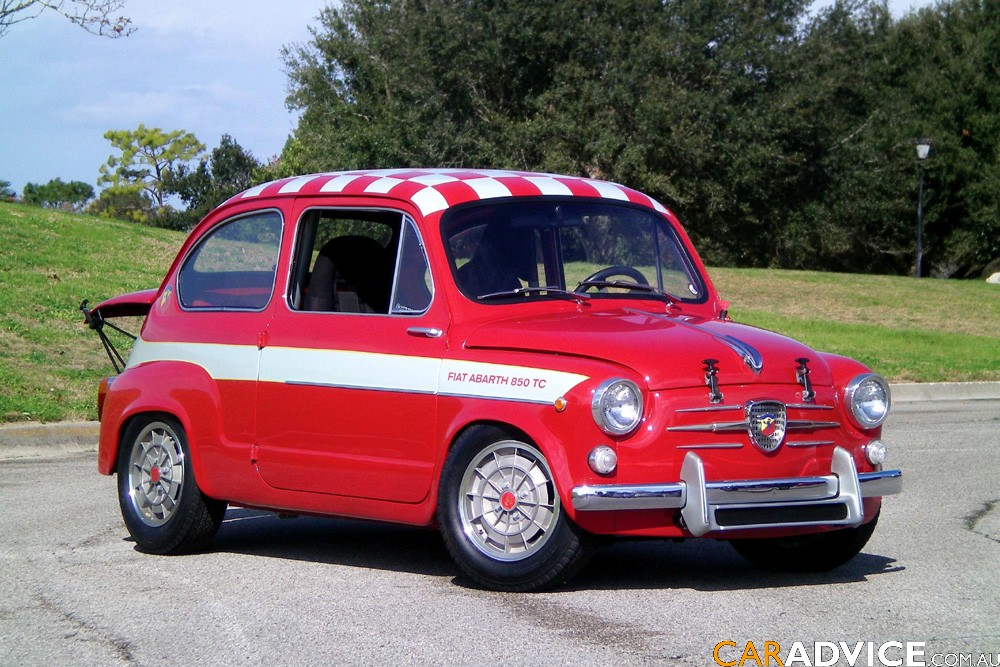Fiat 500 Abarth Assetto Corse Photos