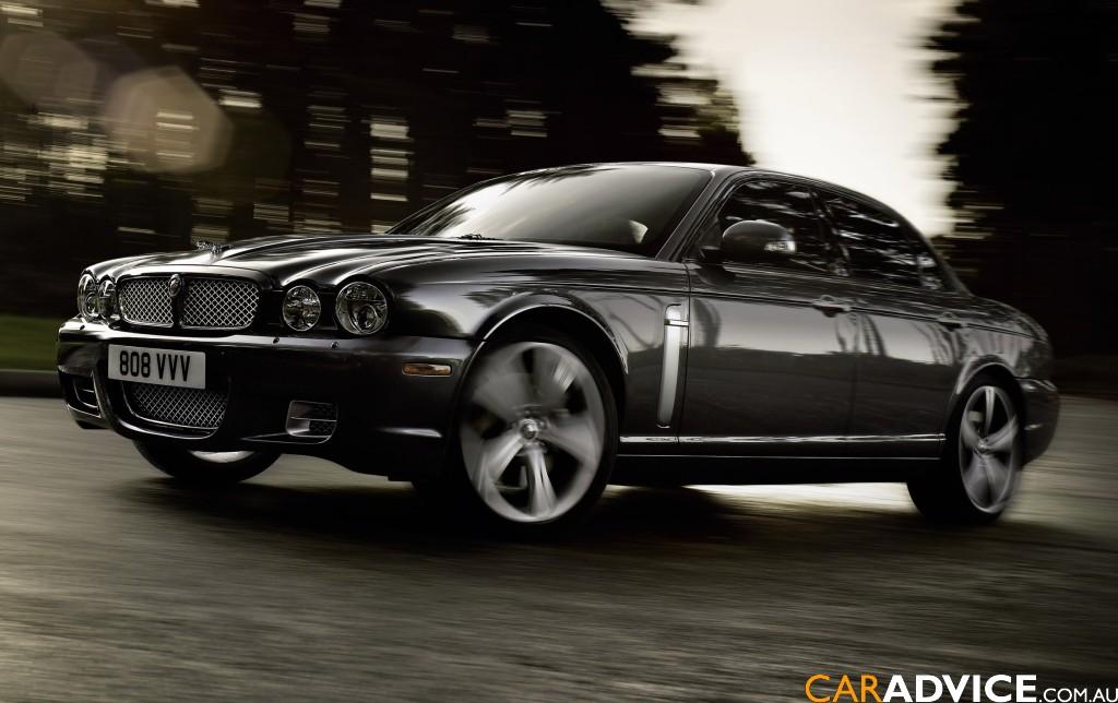 jaguar xj  review  caradvice