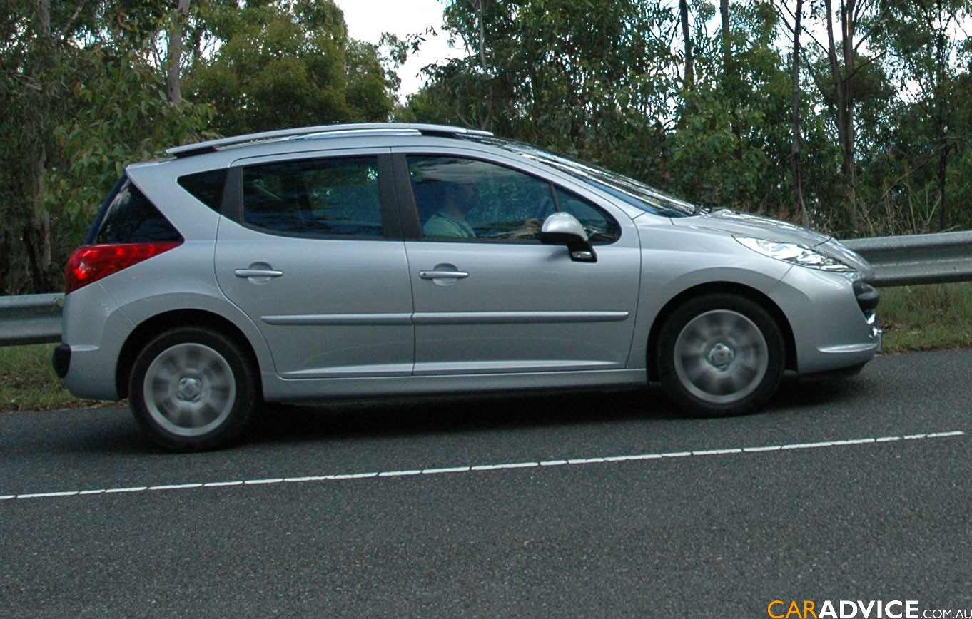 2008 Peugeot 207 Hdi Touring Review Caradvice