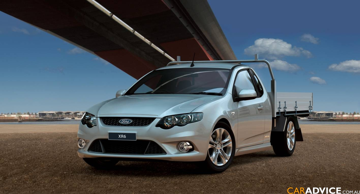 2008 Ford Fg Falcon Xr6 Ute Photos Caradvice