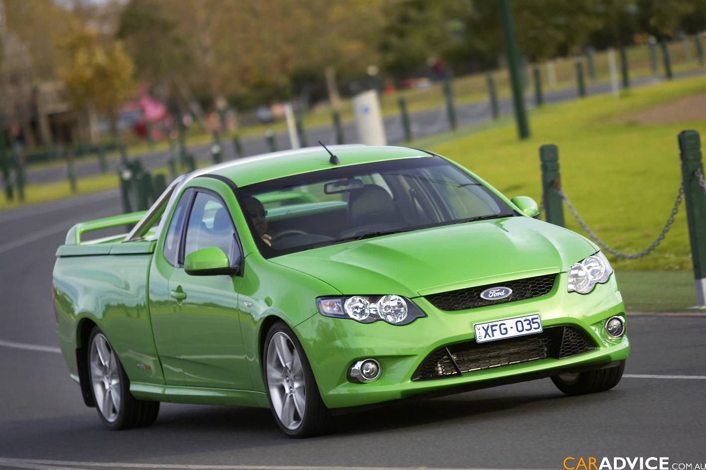 2008 Ford FG Falcon XR8 Ute - photos | CarAdvice