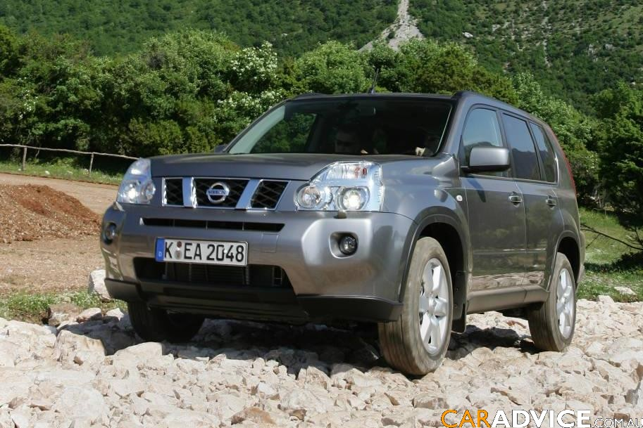2008 nissan x trail diesel photos caradvice. Black Bedroom Furniture Sets. Home Design Ideas