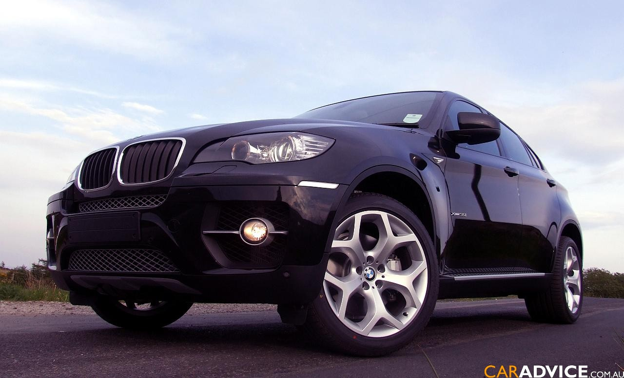 2009 Bmw X6 Review Photos Caradvice