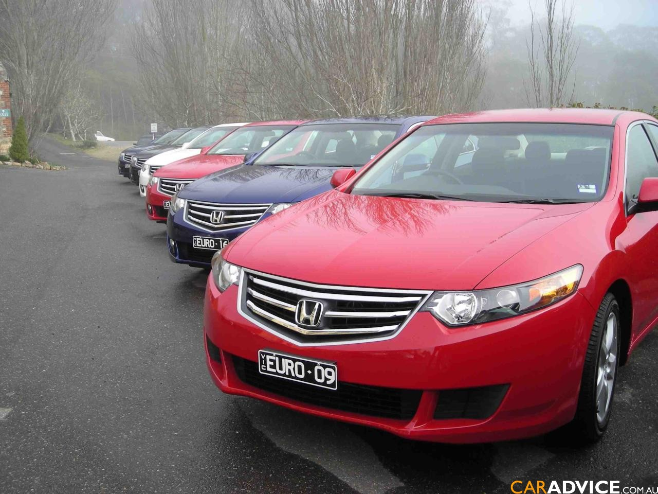2008 Honda Accord Euro Review - photos | CarAdvice