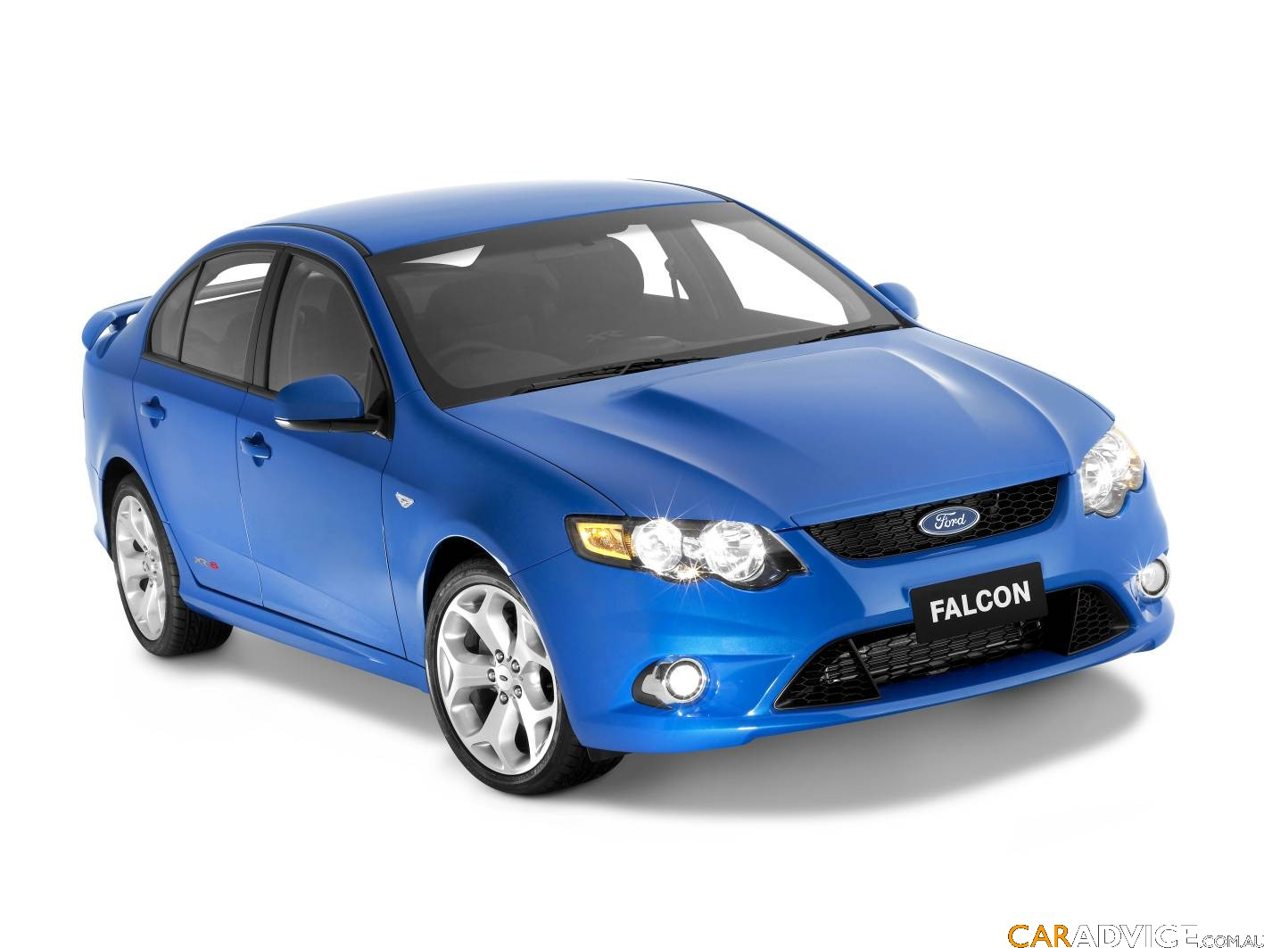 Ford Falcon V8 Supercar Set To Roll