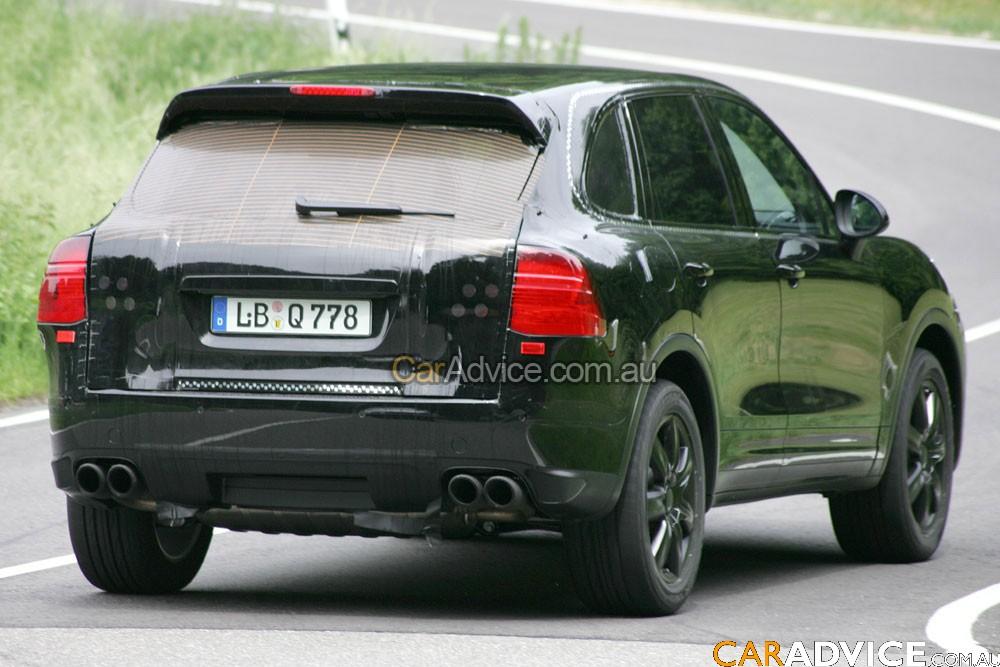 2010 Porsche Cayenne spy photos - photos | CarAdvice