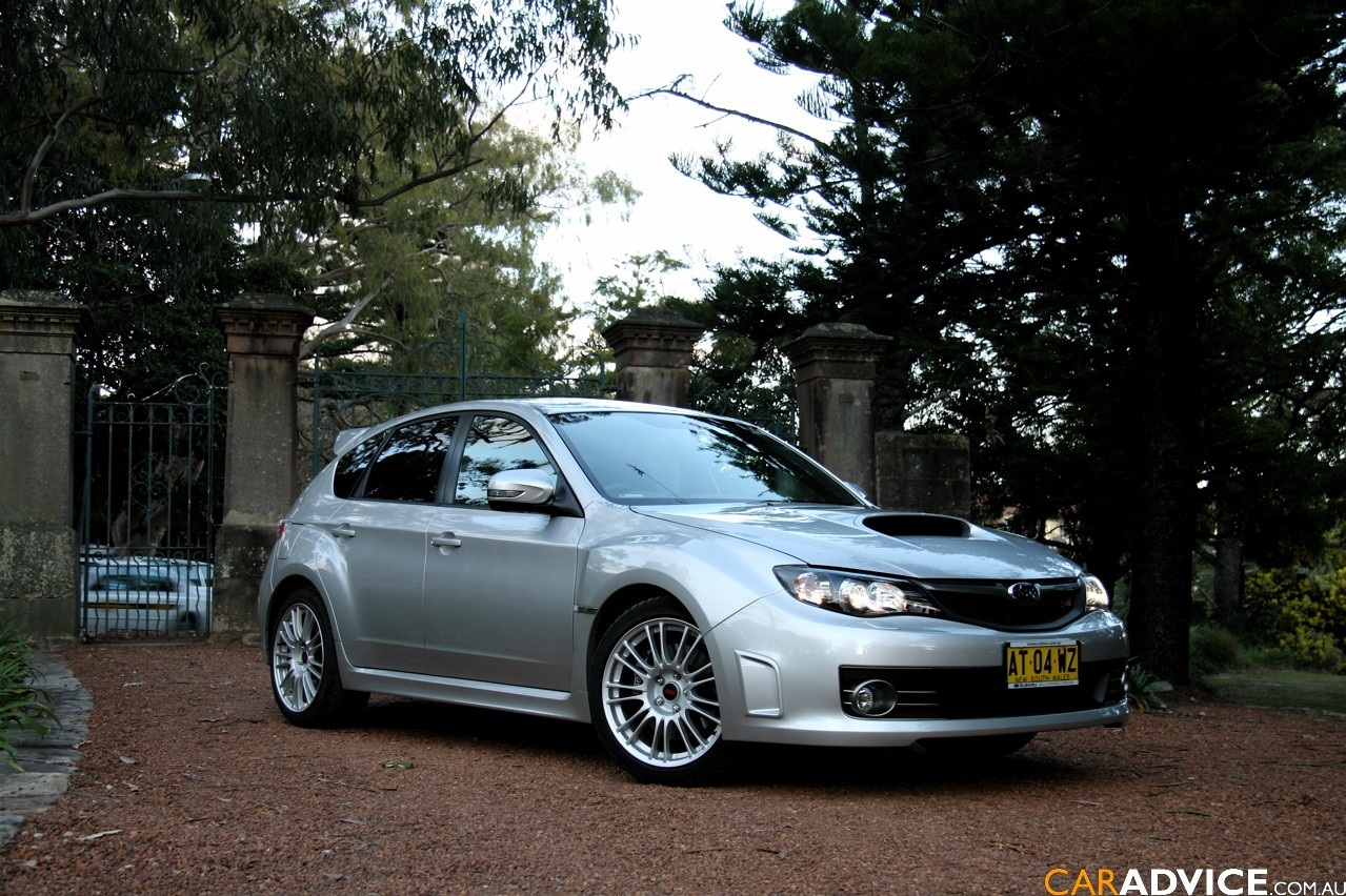 2008 subaru impreza wrx sti review photos caradvice. Black Bedroom Furniture Sets. Home Design Ideas
