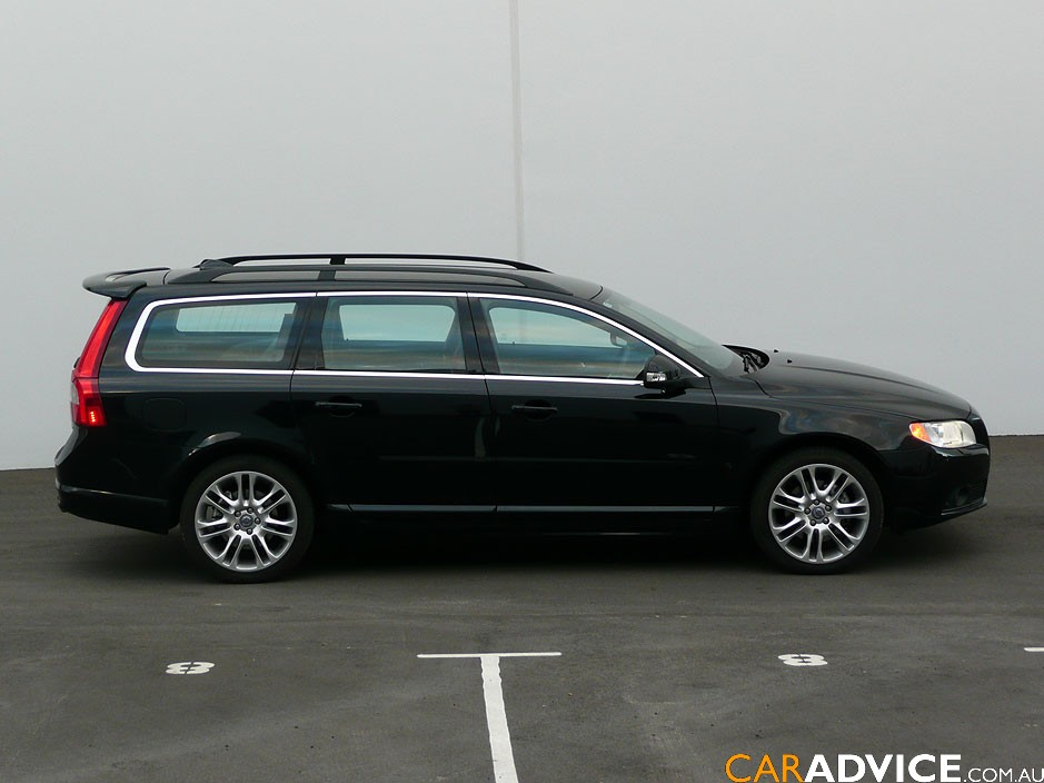2008 Volvo V70 T6 Review Caradvice