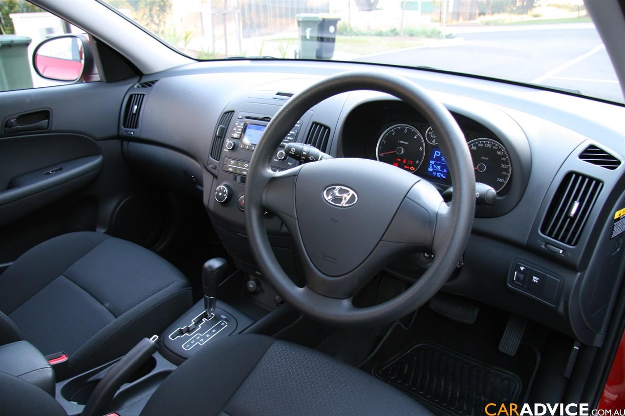 2008 Hyundai i30 CRDi Auto First Steer - photos | CarAdvice
