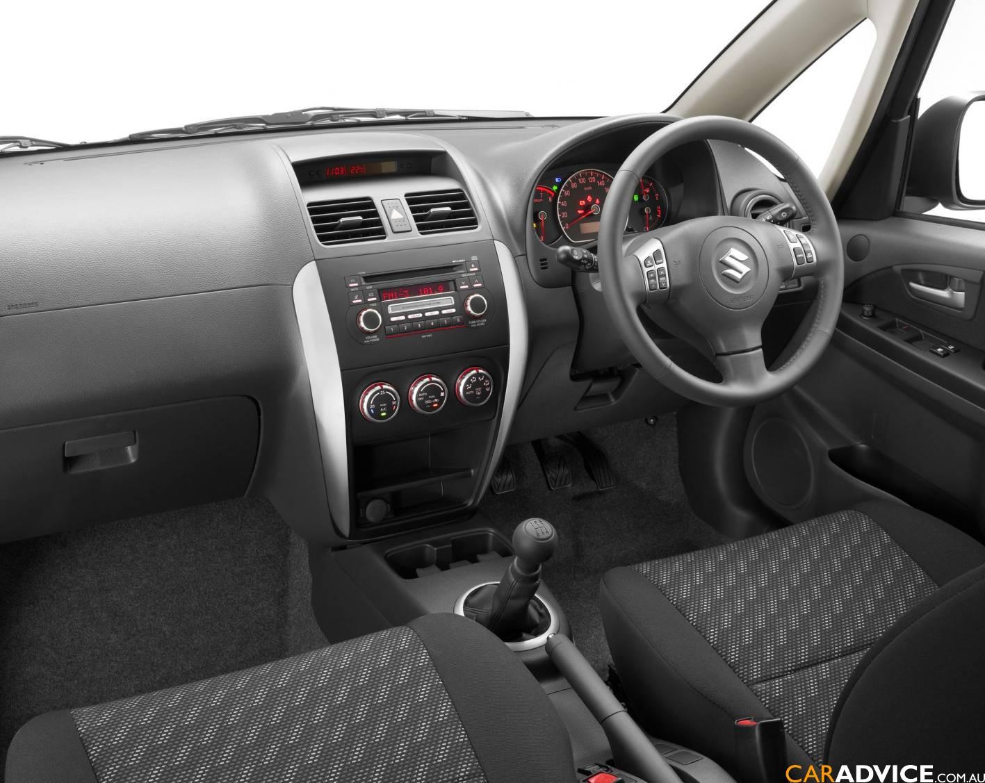 Santa Fe Ford >> 2008 Suzuki SX4 AWD Hatch - photos | CarAdvice
