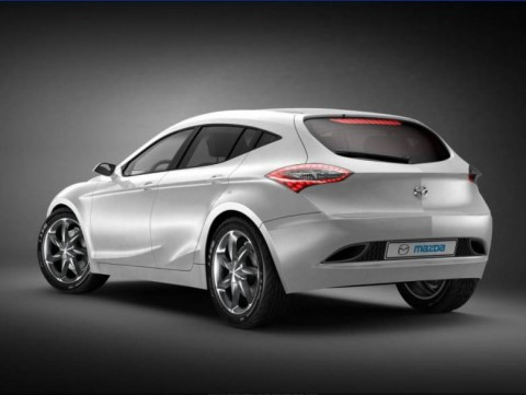 Mazda Rendered Speculation Photos Of - Mazda 3 deportivo