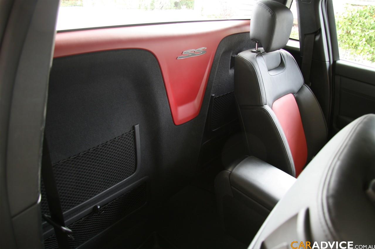 2008 Holden Ve Commodore Ss V Ute Review Photos Caradvice