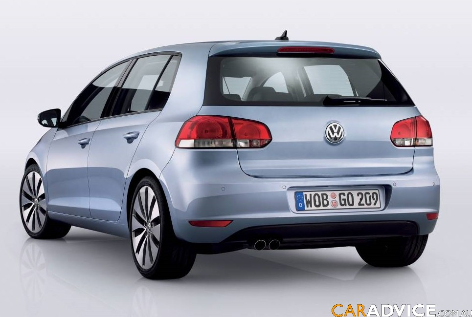 2009 volkswagen golf mkvi specifications photos caradvice. Black Bedroom Furniture Sets. Home Design Ideas