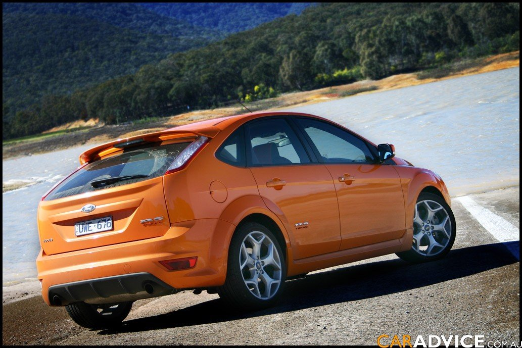 2008 ford focus xr5 turbo review caradvice. Black Bedroom Furniture Sets. Home Design Ideas