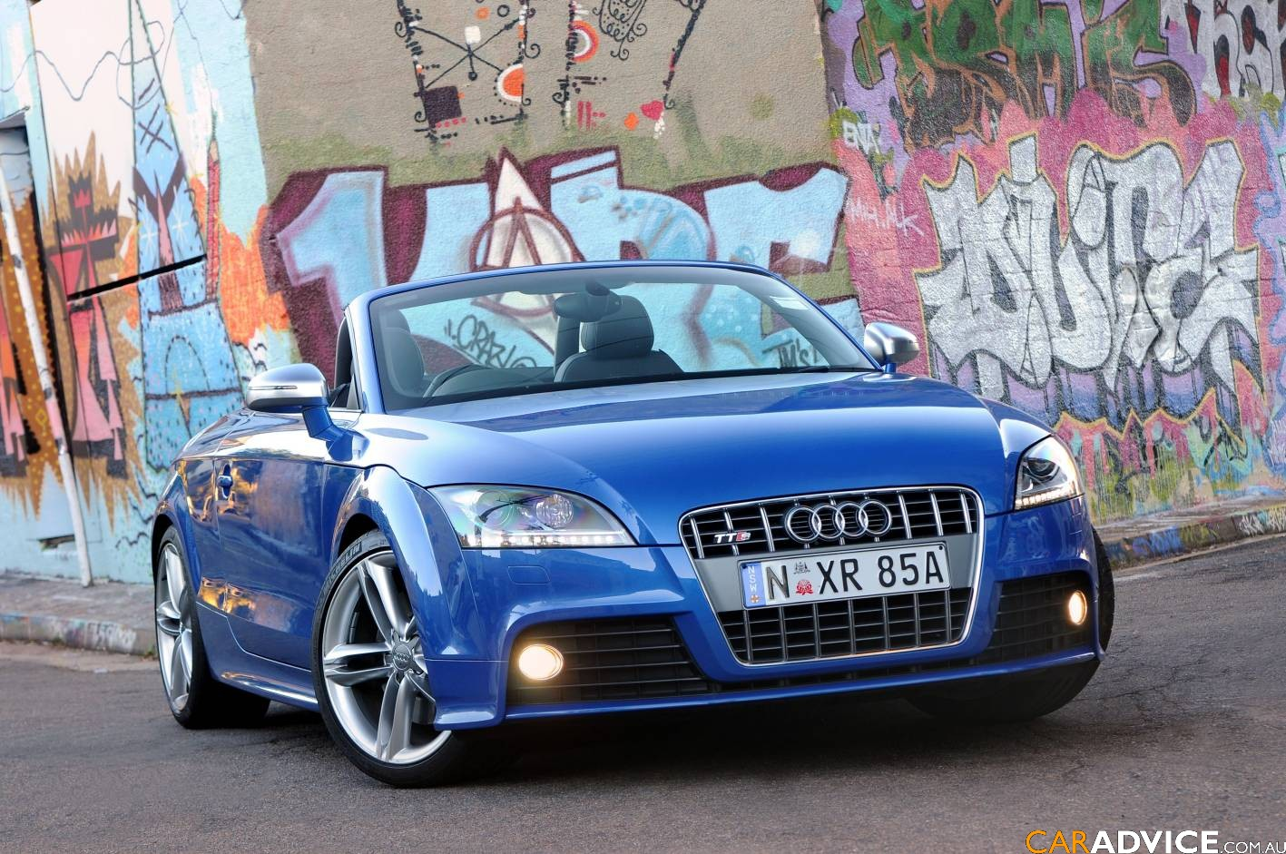 2008 Audi TTS Coupe and Roadster - photos | CarAdvice