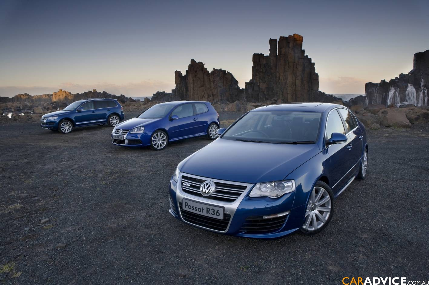 2008 Volkswagen Passat R36 sedan and wagon - photos | CarAdvice