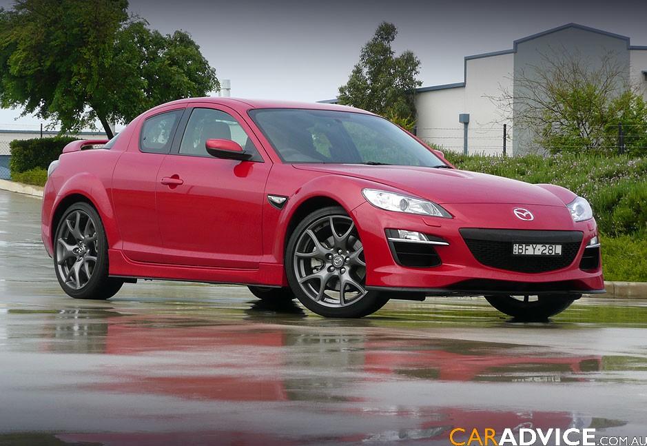2008 Mazda RX-8 GT Review - photos | CarAdvice