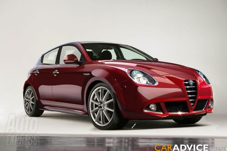 2009 Alfa Romeo 149 hatch first look - photos | CarAdvice