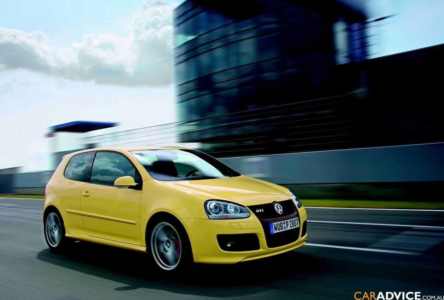 Volkswagen Golf Gti Pirelli Edition Photos Caradvice