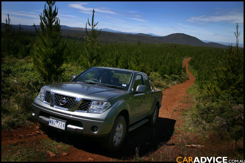 2008 nissan navara st x 4x4 king cab review photos. Black Bedroom Furniture Sets. Home Design Ideas