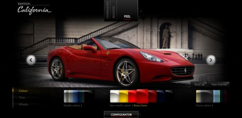 Image Result For Ferrari Portofino Configurator