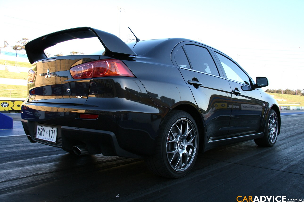 2008 mitsubishi lancer evolution mr review photos. Black Bedroom Furniture Sets. Home Design Ideas