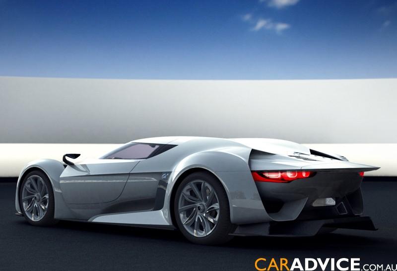 Citroen Gt The World S Coolest Car Photos Caradvice