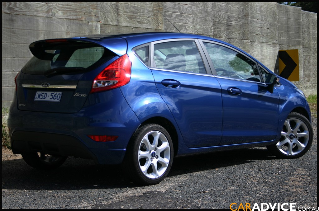 2009 Ford Fiesta Zetec Long Term Update Photos