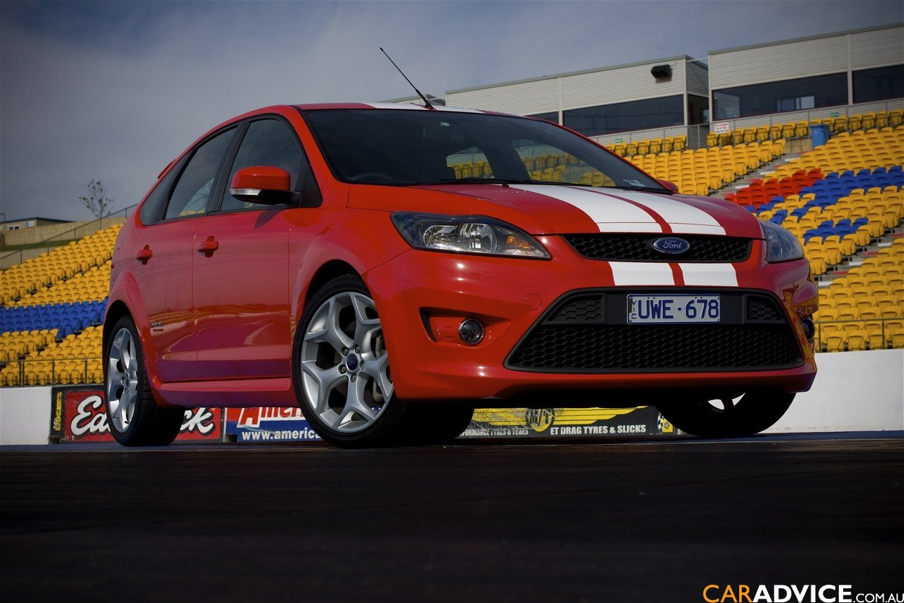 Ford Focus Xr5 Turbo Review Photos Caradvice