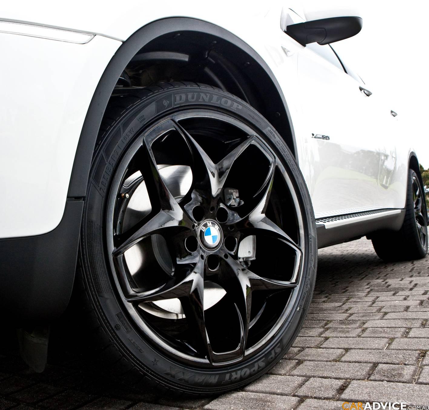 Bmw X6 Xdrive50i: 2009 BMW X6 XDrive50i Review - Photos