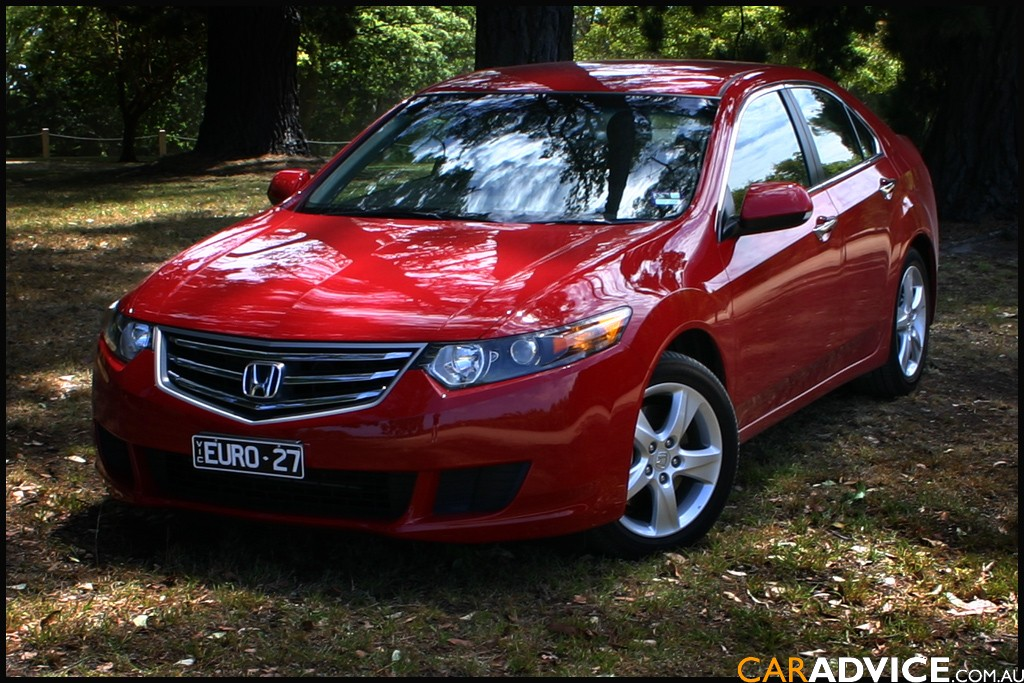 2009 Honda Accord Euro Review