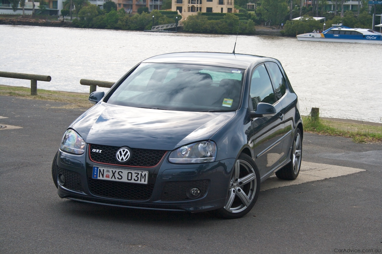 2009 Volkswagen Golf Gti Pirelli Review Photos Caradvice