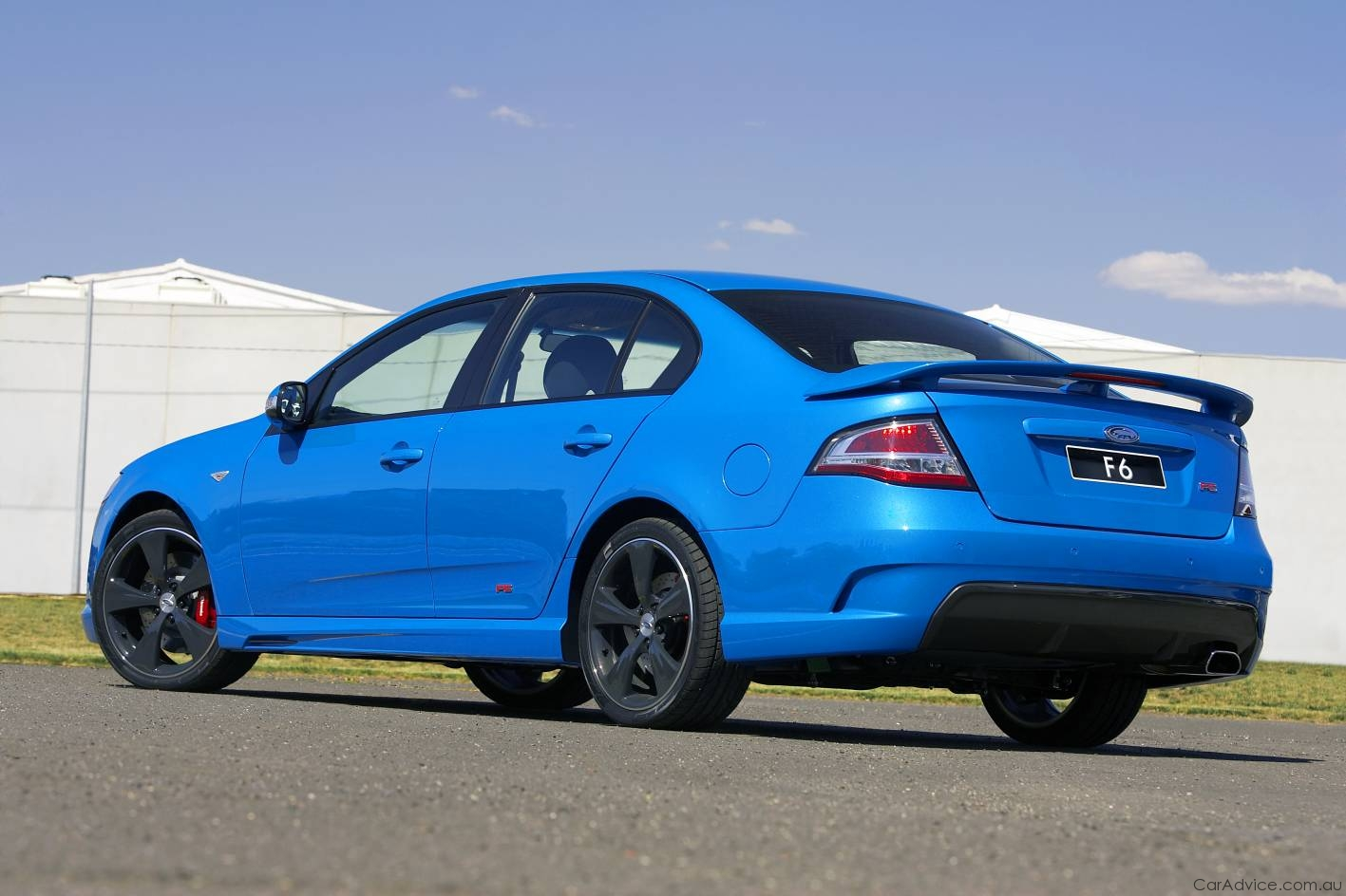 2009 Fpv F6 310 Review Caradvice