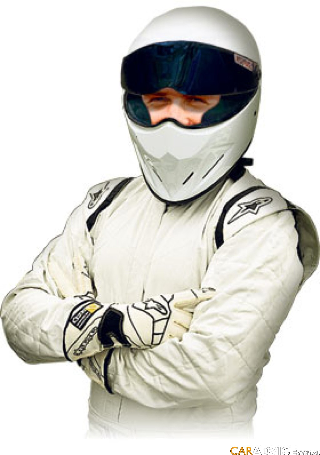 The Stig Revealed Photos