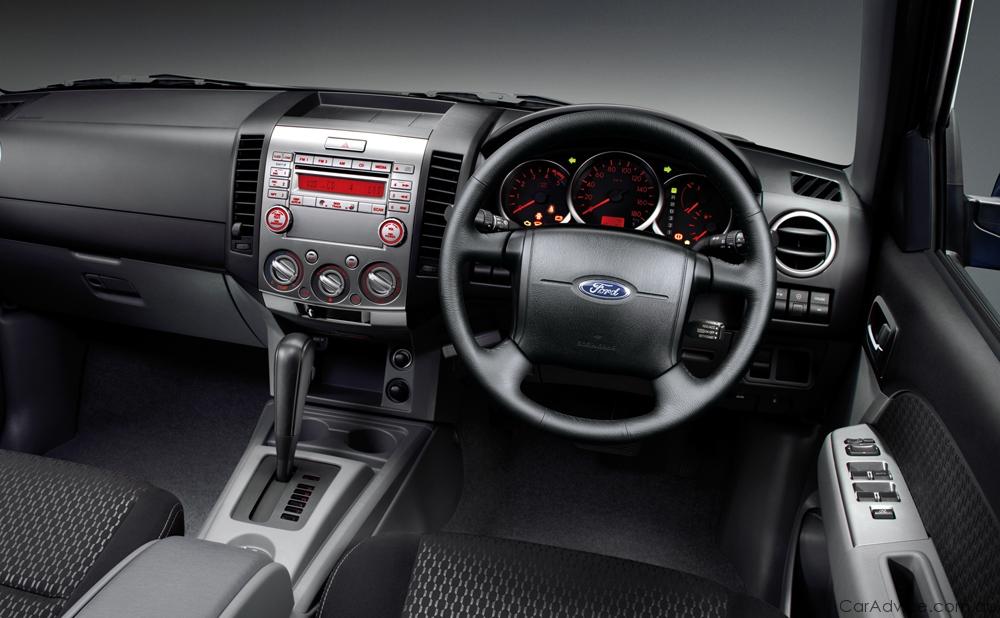 2009 Ford Ranger previewed - photos | CarAdvice