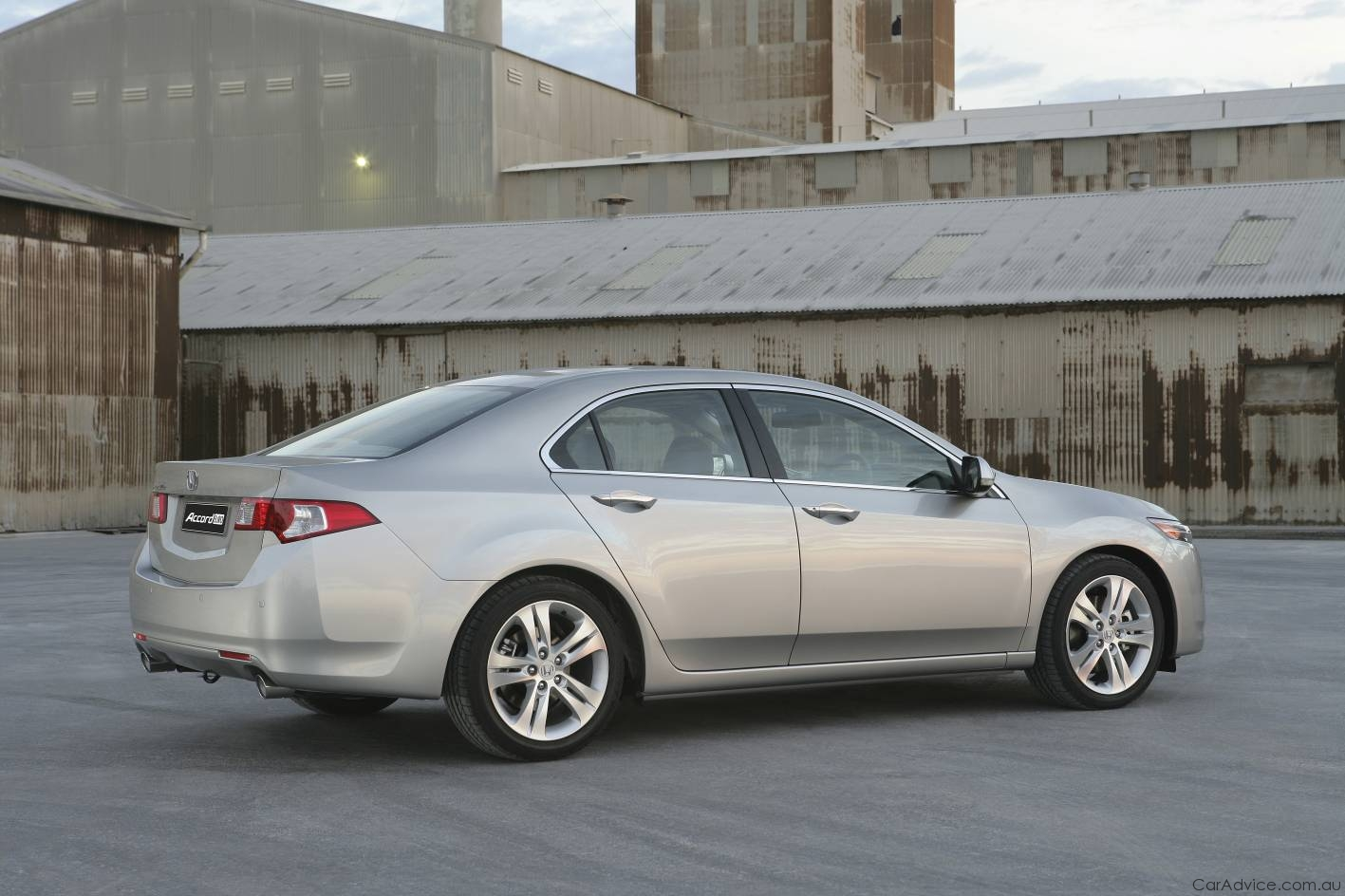 2009 Honda Accord Euro Review & Road Test - photos | CarAdvice