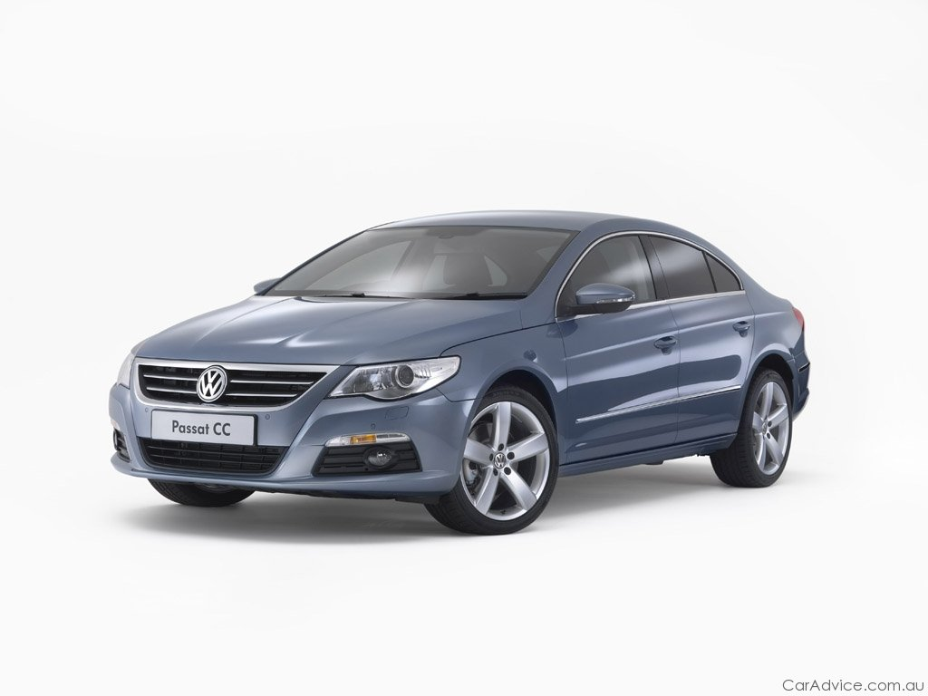 2009 volkswagen passat cc review caradvice. Black Bedroom Furniture Sets. Home Design Ideas