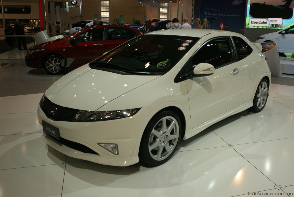 2009 Honda Civic Type R At Mims Photos
