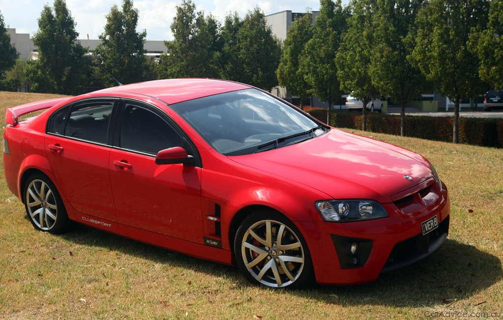 2009 Hsv Clubsport R8 Review Amp Road Test Photos Caradvice
