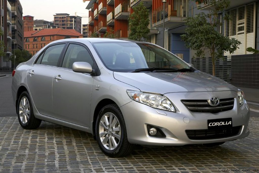 2009 Toyota Corolla Review Amp Road Test Caradvice