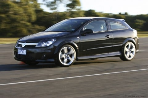 2008 Holden Astra Sri Turbo