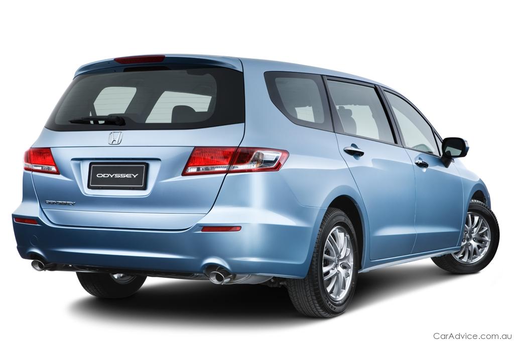 2009 Honda Odyssey Review - photos   CarAdvice