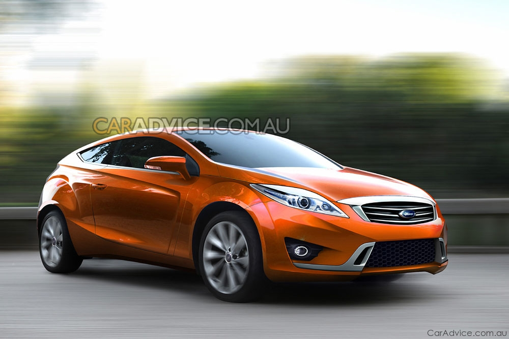 2011 Ford Focus Rendered Speculation Photos Caradvice