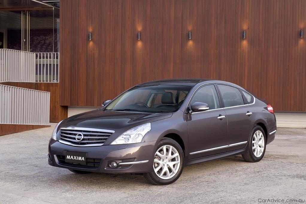 2009 Nissan Maxima Review | CarAdvice