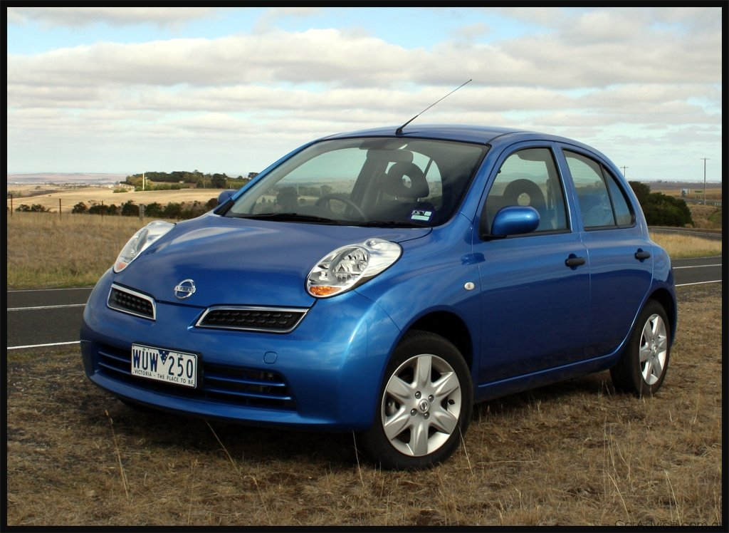 2009 nissan micra review road test photos caradvice. Black Bedroom Furniture Sets. Home Design Ideas