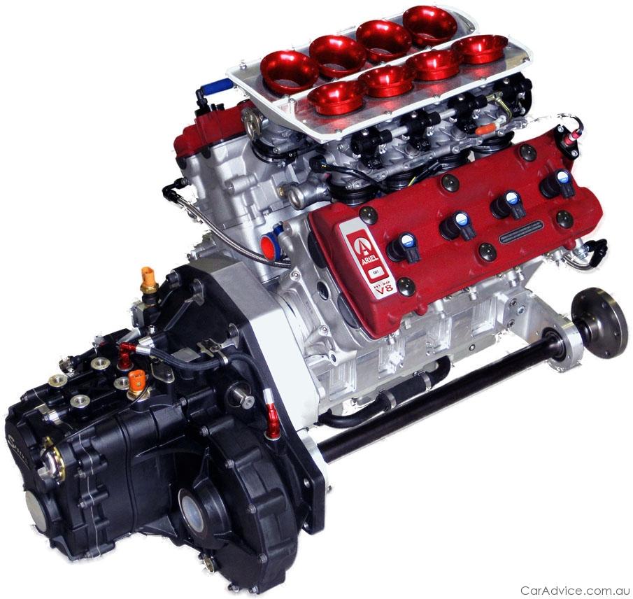 Ariel Atom 500 V8 first details - photos | CarAdvice